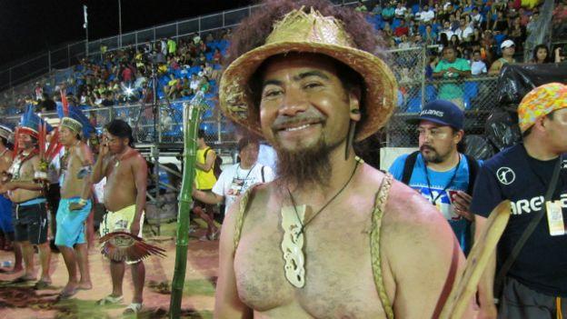 Tribos maori fizeram dança haka - que ficou conhecida devido ao ...