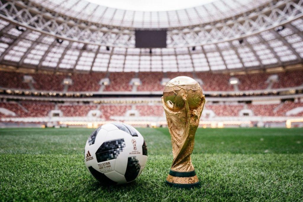 658b17a7274 Bola da Copa do Mundo da Rússia 2018 (Foto  Divulgação Adidas ...