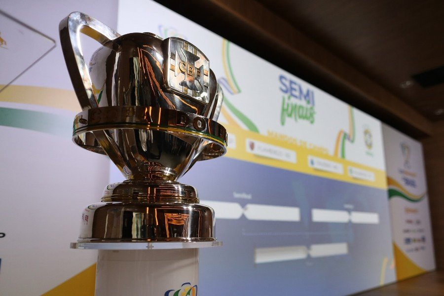 Sorteio da Copa do Brasil será nesta quinta-feira, na CBF — Foto  Lucas  Figueiredo CBF 8081374b7b