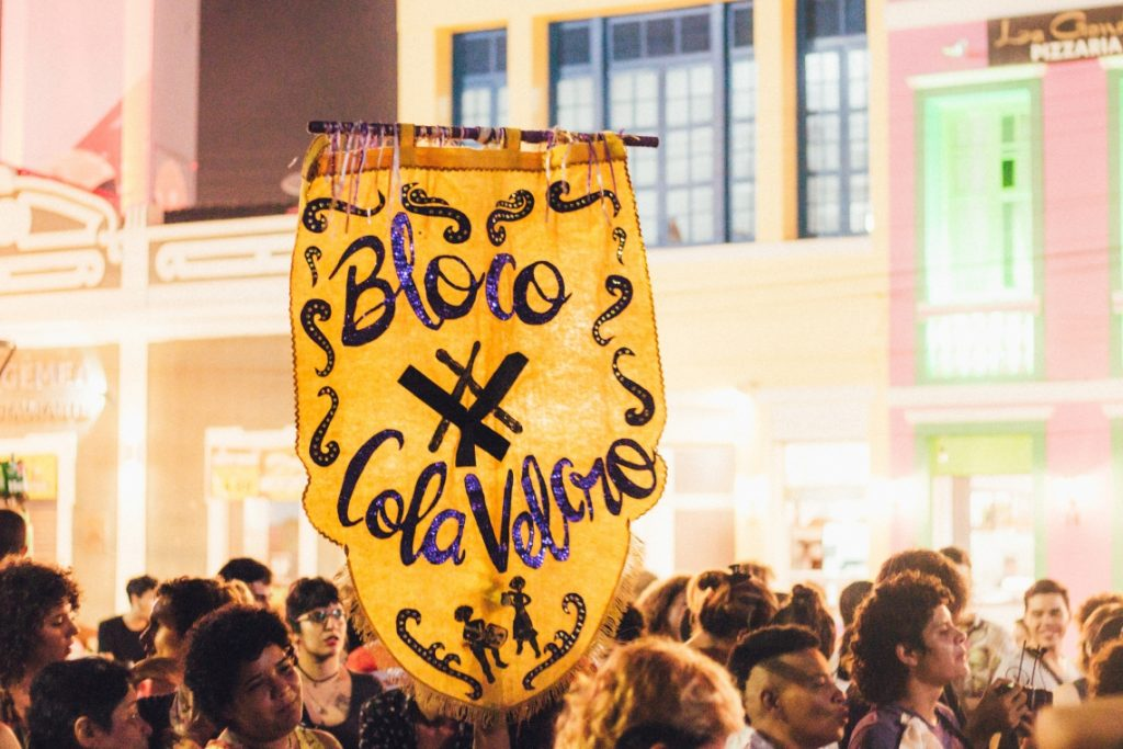 Mais FM Iguatu - Música e Informação - Bloco feminista se apresenta na  Praça da Gentilândia d9616c745c819